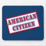 American Citizen Mouse Mats