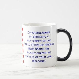 American Citizenship Flag Mug Coffee Mug
