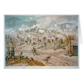 American Civil War Battle of Allatoona Pass Greeting Card