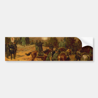 American Civil War Battle of Chattanooga Bumper Sticker