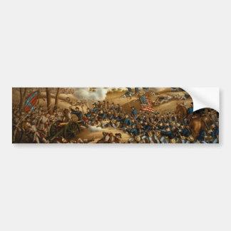 American Civil War Battle of Cold Harbor Bumper Sticker