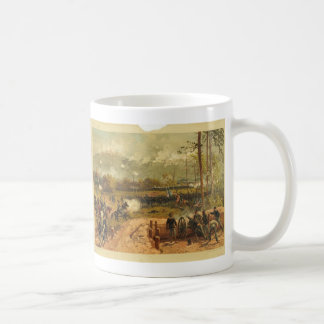 American Civil War Battle of Kennesaw Mountain Basic White Mug