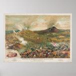 American Civil War Battle of Missionary Ridge Posters