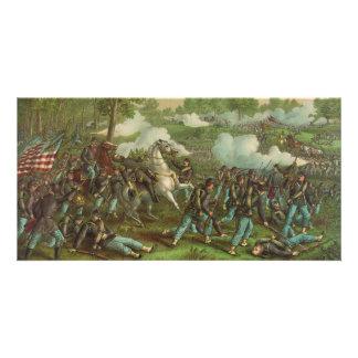 American Civil War Battle of Wilson s Creek 1861 Custom Photo Card
