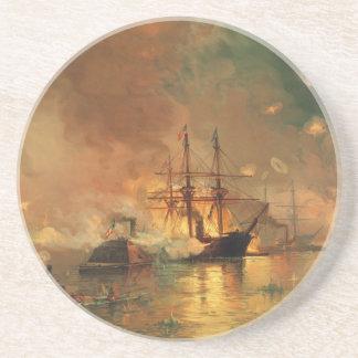 American Civil War Capture of New Orleans Coaster