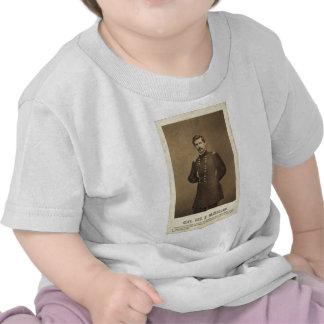 American Civil War General George B McClellan T-shirt