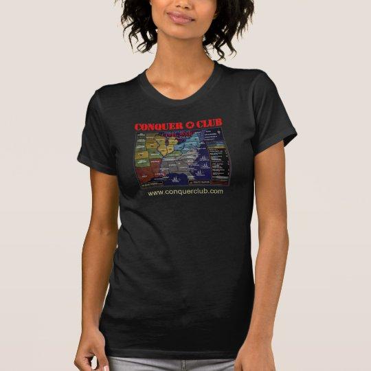 American Civil War Map T-Shirt