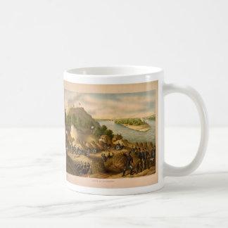 American Civil War Siege of Vicksburg in 1863 Mug