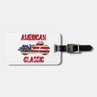 American Classic Bag Tag