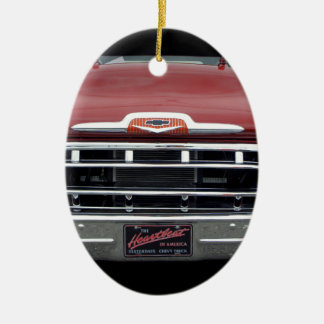 American Classic Christmas Ornament