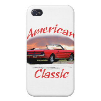 American Classic iPhone 4/4S Covers