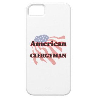 American Clergyman iPhone 5 Case