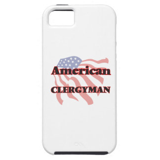 American Clergyman iPhone 5 Cases