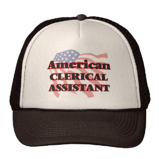 American Clerical Assistant Cap