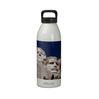 American_Clifftop_Presidents_ Drinking Bottles