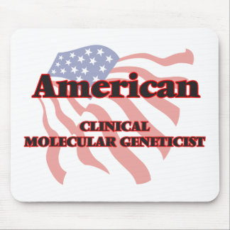 American Clinical Molecular Geneticist Mouse Pad