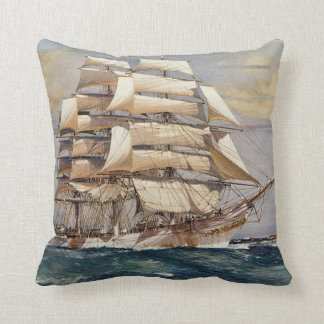 American Clipper Sovereign of the Seas Cushion