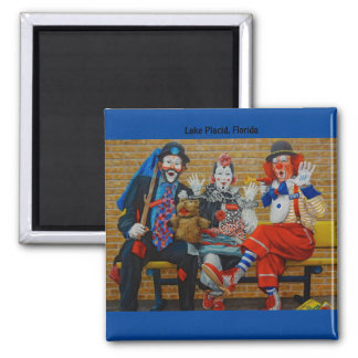American Clown Museum & School Lake Placid Florida Magnet