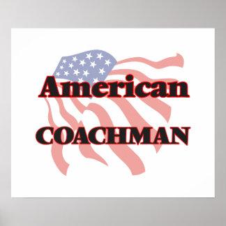 American Coachman Poster