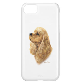 American Cocker Spaniel iPhone 5C Cases