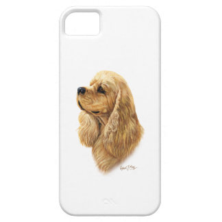 American Cocker Spaniel iPhone 5 Case