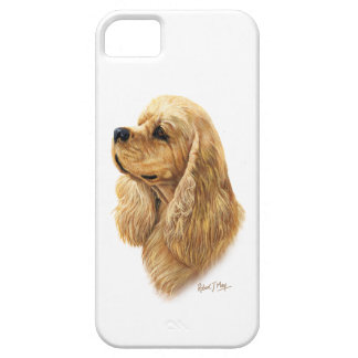 American Cocker Spaniel Case For The iPhone 5