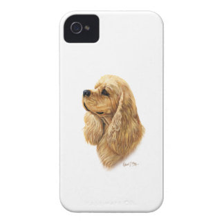 American Cocker Spaniel iPhone 4 Cover