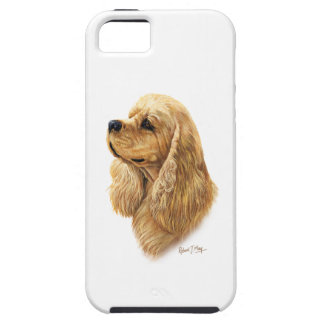 American Cocker Spaniel iPhone 5 Covers