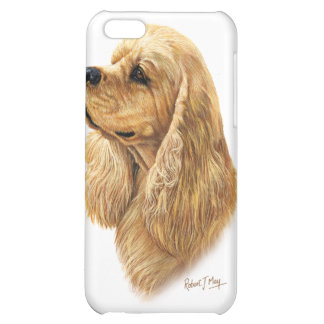 American Cocker Spaniel Cover For iPhone 5C