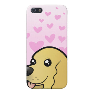 American Cocker Spaniel Love Cover For iPhone 5/5S