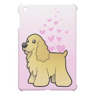 American Cocker Spaniel Love Cover For The iPad Mini