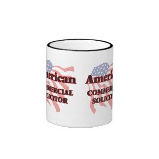 American Commercial Solicitor Ringer Mug