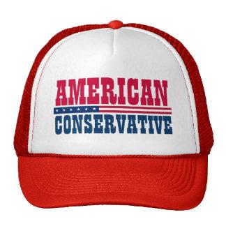 American Conservative Trucker Hats