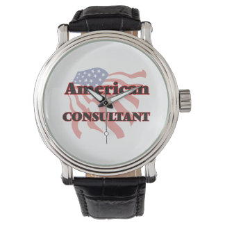 American Consultant Wrist Watches