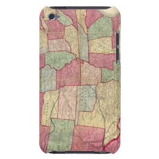 American Continent United States Barely There iPod Cases