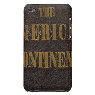American Continent United States iPod Touch Case-Mate Case