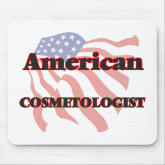 American Cosmetologist Mouse Pad