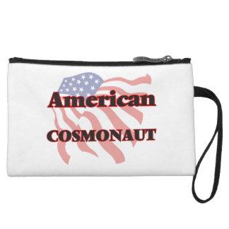 American Cosmonaut Wristlet Clutch