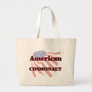 American Cosmonaut Jumbo Tote Bag