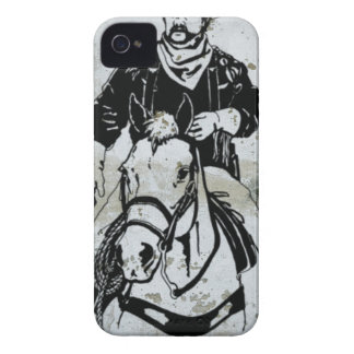 American Cowboy Horse Western Southwest iPhone 4 Case