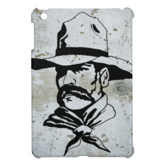 American Cowboy Western Southwest Hat Horse iPad Mini Covers