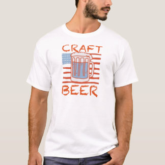 American Craft Beer T-Shirt