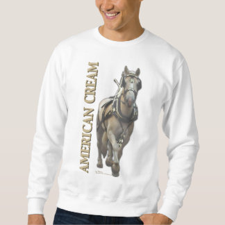 American Cream Sweatshirt