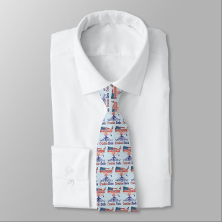 American Croatian Roots Tie