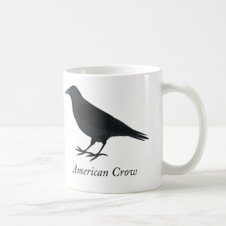 American Crow Coffee Mug