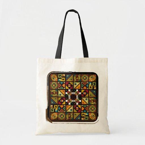 American culture pattern bags