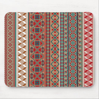 American culture pattern. mouse mats