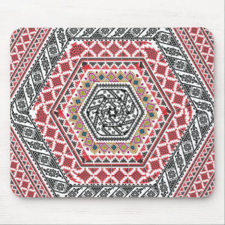 American culture pattern mouse pads