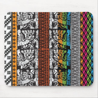 American culture pattern. mouse pads