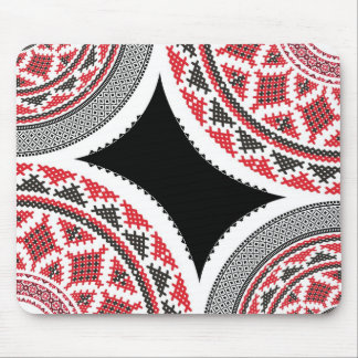 American culture pattern mousemats